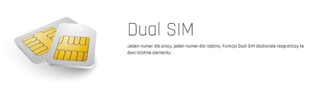 Dual SIM - MYPHONE HAMMER ENERGY
