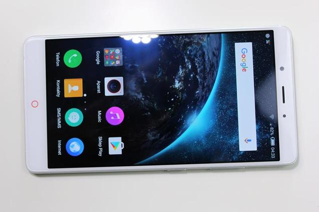 Nubia Z11 Max ekran