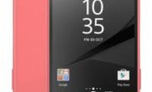 Sony Xperia Z5 Compact 32GB Czarno-różowy (1299-1431)