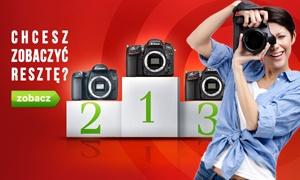 Ranking Aparatów Fotograficznych - TOP 10 Hitów z Września 2014