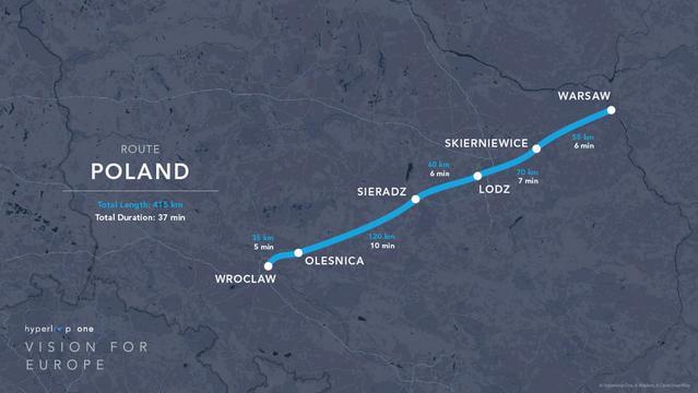 Hyperloop Poland