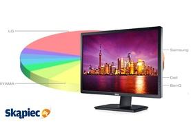 Ranking monitorów LCD - styczeń 2012
