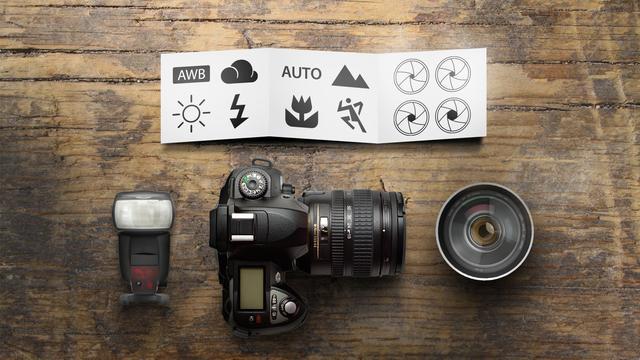 jak prawidłowo trzymać aparat