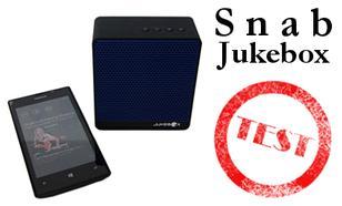 Snab Jukebox muzyka w kieszeni