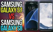 Samsung Galaxy S7 vs Samsung Galaxy S8 - Jakie są Najważniejsze Różnice?