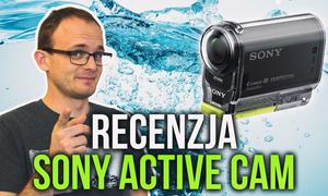 Sony Action Cam 4K X3000 - Test Sportowej Kamerki od Sony!