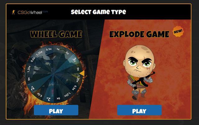 ruletka cs:go i explode game o coinsy