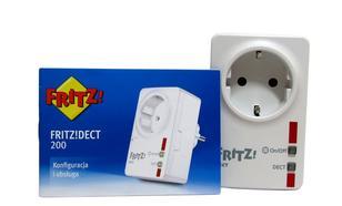 Co Potrafi Inteligentne Gniazdko Elektryczne Fritz!DECT 200?