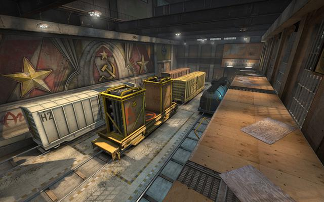CS:GO - jedna z map