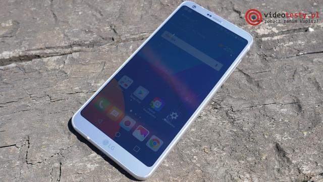 Test LG G6 - specyfikacja i wydajność