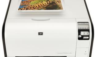 HP LaserJet CP1525NW