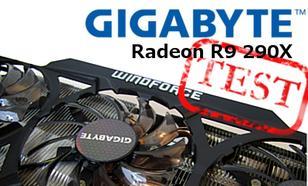 Najmocniejsza R9 od AMD w akcji test Gigabyte R9 290X OC