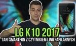LG K10 2017 - Tani Smartfon z Czytnikiem Linii Papilarnych