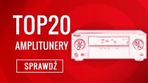 TOP 20 Najpopularniejszych Amplitunerów - Zobacz Ranking Specjalny!