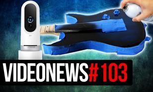 Drogie Nokie, Touchpad w Sprayu, Korea Północna VR - VideoNews #103