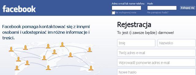 Facebook Zaloguj