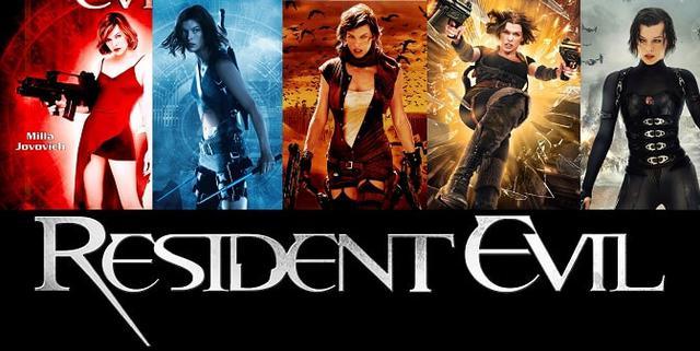 Kolejny film na podstawie kultowej gry - Resident Evil