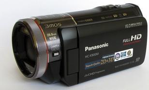 Panasonic HC-X900M [TEST]
