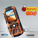 myPhone HAMMER - wytrzymały DualSim w przystępnej cenie