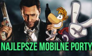 Najlepsze Mobilne Porty - Hity Z Pecetów Zagrasz Teraz na Smartfonie!