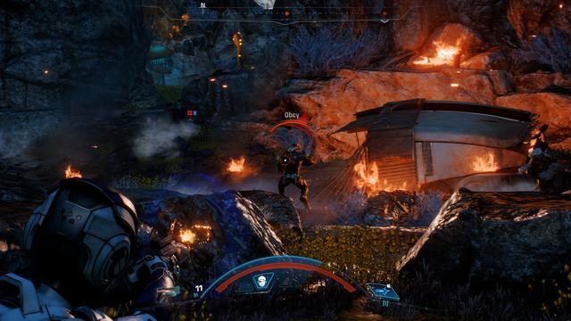 Mass Effect: Andromeda - Pierwsze Minuty