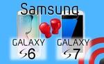 Samsung Galaxy S7 vs Galaxy S6 - Co się zmieniło? Porównanie!