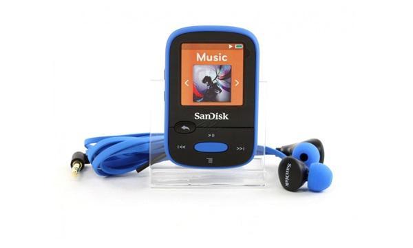 Sandisk  Clip Sport * GB blue
