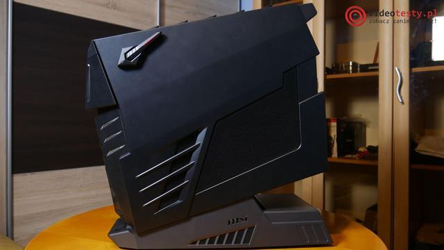 MSI Aegis TI3 - portty