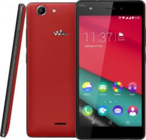 Smartfon Wiko Pulp 4G Dual SIM Czerwony