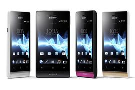 Czołowe Xperie - Poznaj 14 Świetnych Smartfonów Sony