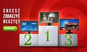 TOP 10 Monitorów - Zobacz Zanim Kupisz!