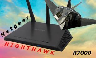 Netgear R7000 NIGHTHAWK - TEST ROUTERA