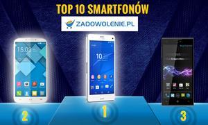 Czołowe Smartfony ze Sklepu Zadowolenie.pl - Sprawdź Nowe TOP 10!