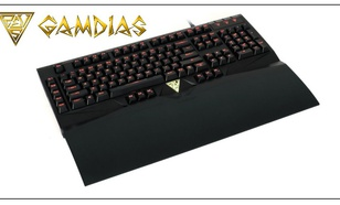 Gamdias Hermes Ultimate - Klawiatura Dla Wymagających Graczy