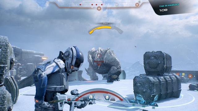 Mass Effect: Andromeda - Bitwa