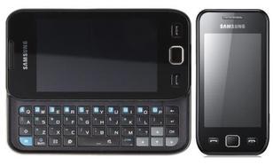 Samsung  Wave 723 i Wave 533 - nowe smartfony