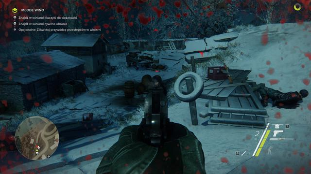 Sniper: Ghost Warrior 3 - Pistolet