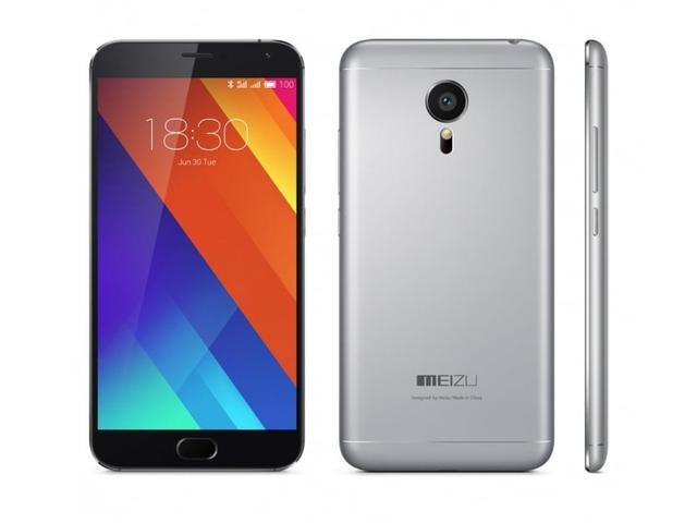 Meizu MX5 - kolejny popularny, chiński smartfon