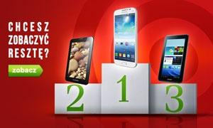 Topowe Tablety - Klasyfikacja TOP 10 Styczeń 2015