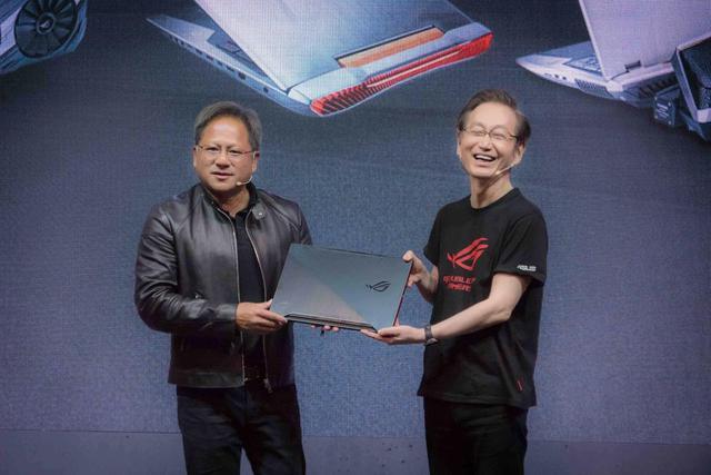prezentacja laptopów gamingowych ROG