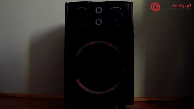 Podświetlenie LED Hykker Outdoor Sound