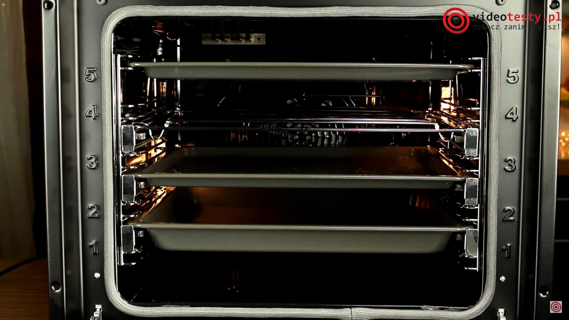 Pieczenie - Amica Integra Smart EBI 712104AA pyro