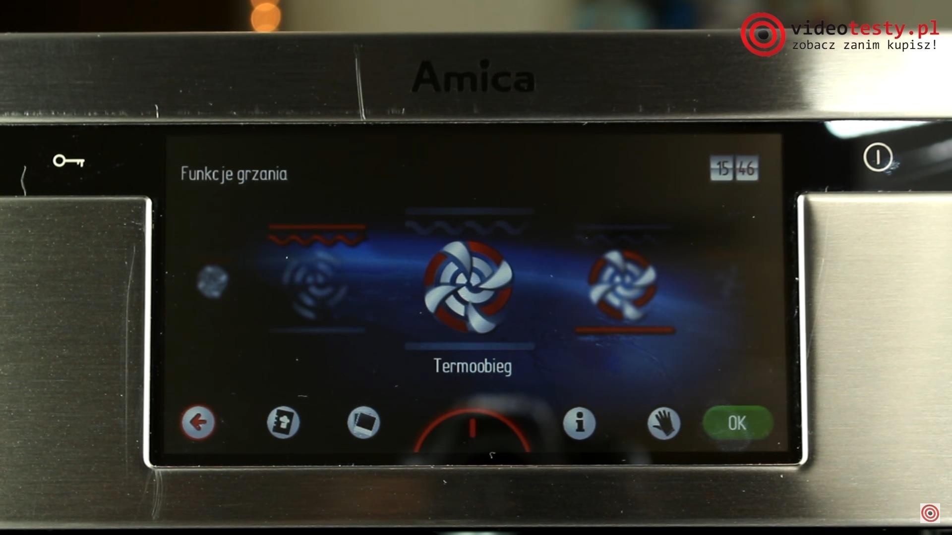 Ekran Amica Integra Smart EBI 712104AA pyro