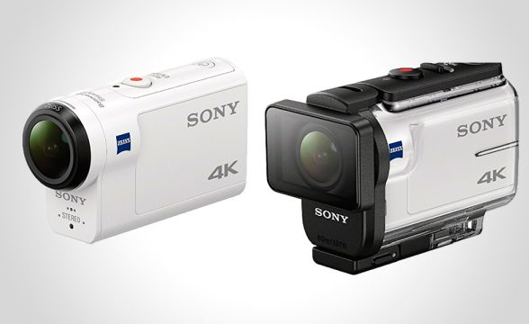 Sony FDR X3000R