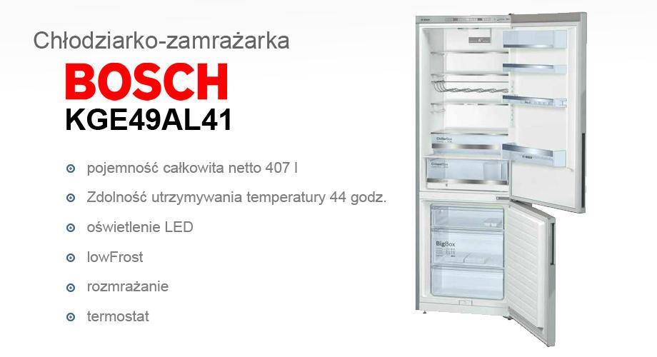 Bosch KGE49AL41