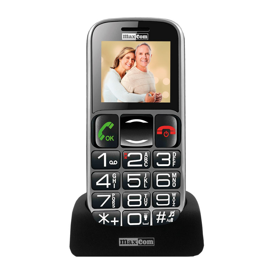 Tani telefon dla seniora