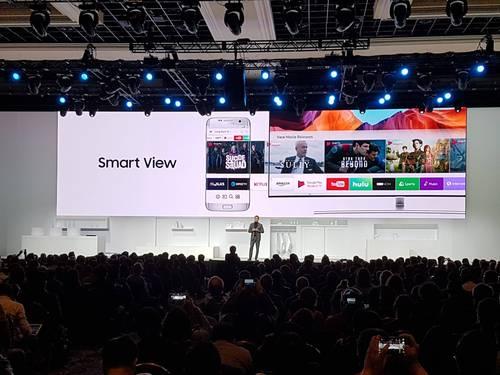 Samsung na CES 2017 3