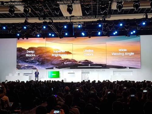 Samsung na CES 2017 6