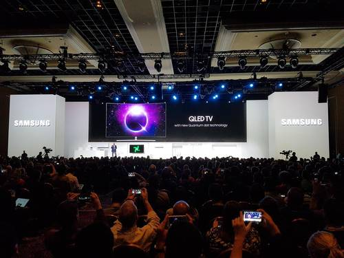 Samsung na CES 2017 9