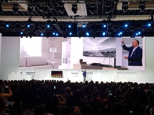 Samsung na CES 2017 10